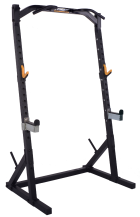 Half Rack Powertec - Power Rack