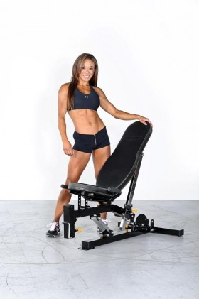 La Utility Bench Powertec: una palestra completa! - Power Rack
